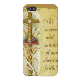 The Holy Eucharist iPhone 4/4S Case