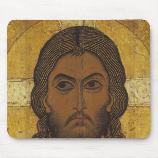 The Holy Face Mouse Pad