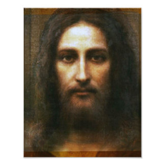 THE HOLY FACE OF JESUS, ART PHOTO