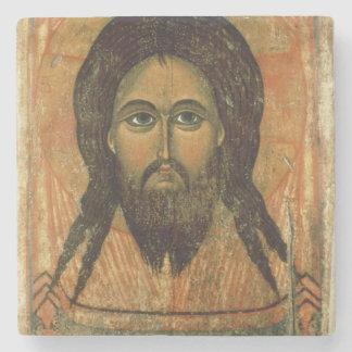 The Holy Face (panel) Stone Coaster