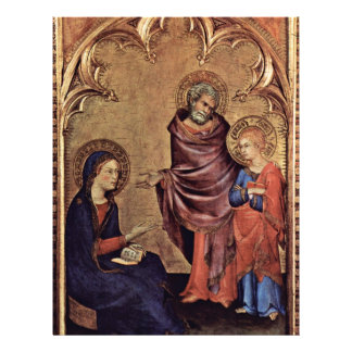 The Holy Family By Martini Simone (Best Quality) Full Color Flyer