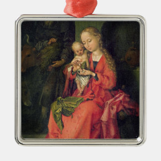The Holy Family, c.1480-90 Christmas Ornament
