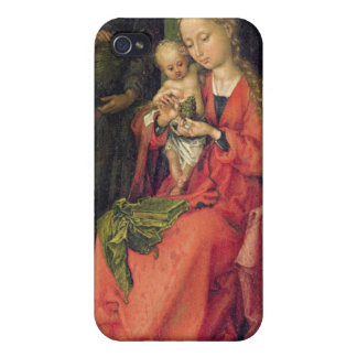 The Holy Family, c.1480-90 Cover For iPhone 4