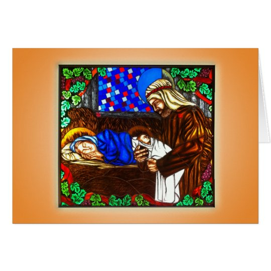 The Holy Family Card