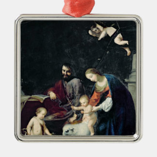 The Holy Family Christmas Ornament