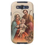 The Holy Family - Jesus, Mary, and Joseph Samsung Galaxy SIII Cases
