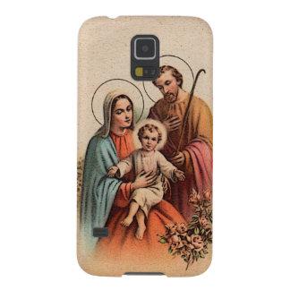 The Holy Family - Jesus, Mary, and Joseph Galaxy S5 Case