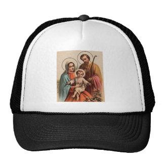 The Holy Family - Jesus Mary and Joseph Hats