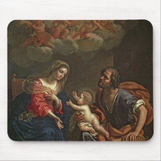 The Holy Family Mouse Mat
