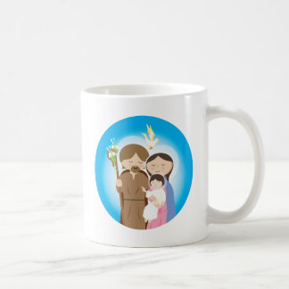 The Holy Family Coffee Mugs