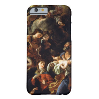 The Holy Family (oil on canvas) Barely There iPhone 6 Case