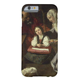 The Holy Family (oil on canvas) (for details see 9 Barely There iPhone 6 Case
