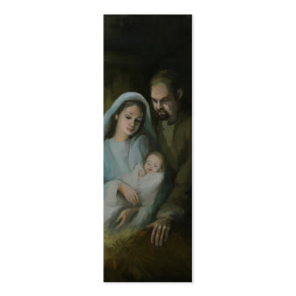 The Holy Family Pack Of Skinny Business Cards
