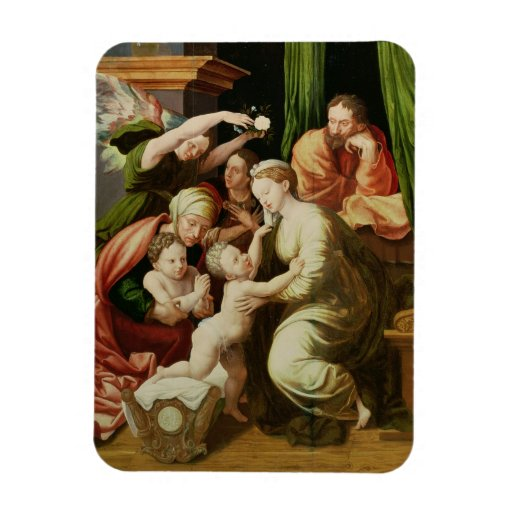 The Holy Family Flexible Magnet