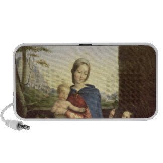 The Holy Family iPhone Speakers