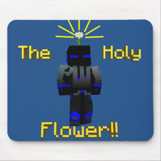 The Holy Flower Mousepad!! Mouse Pad