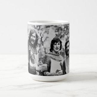 The Holy Grail Basic White Mug