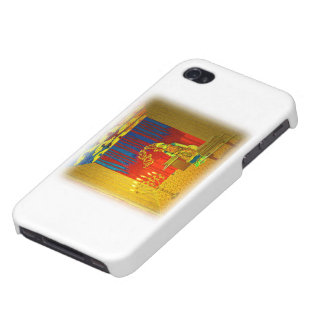 The Holy Place of the Tabernacle with High Priest iPhone 4 Case