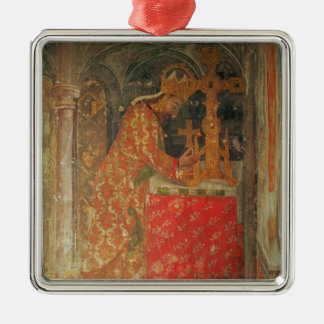 The Holy Roman Emperor Charles IV Christmas Ornament