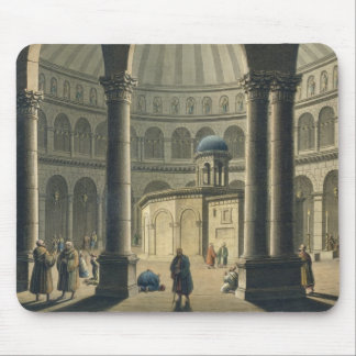 The Holy Sepulchre, pub. by William Watts, 1806 (e Mouse Pad