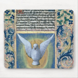 The Holy Spirit Mouse Pad