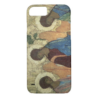 The Holy Trinity, 1420s (tempera on panel) iPhone 8/7 Case