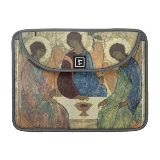 The Holy Trinity, 1420s (tempera on panel) Sleeve For MacBook Pro