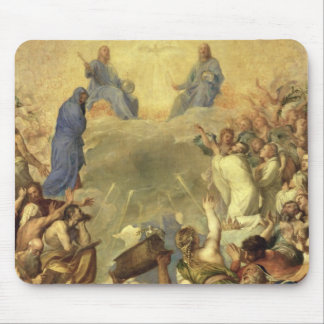 The Holy Trinity, 1553/54 (oil on canvas) Mouse Pad