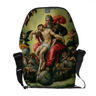 The Holy Trinity Messenger Bags