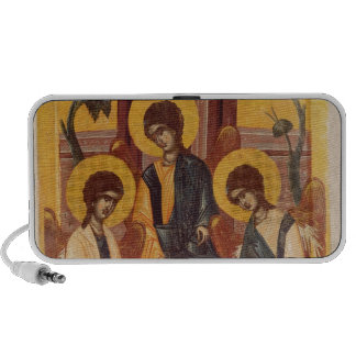 The Holy Trinity Notebook Speakers
