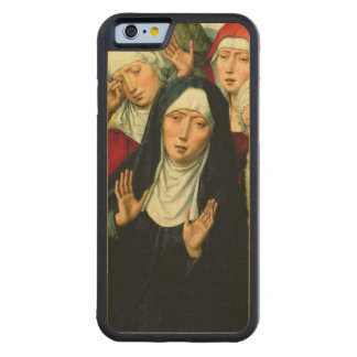The Holy Women, right hand panel Carved Maple iPhone 6 Bumper Case