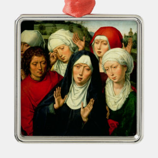 The Holy Women, right hand panel Christmas Ornament