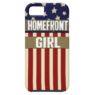 The Homefront Girl™ Brand iPhone 5/5S Case