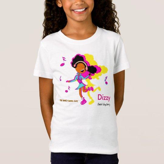 """""""The Honey Bunch Kids"""" Dancing Dizzy T-Shirt"""