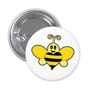 The Honey Foundation: Bee Button
