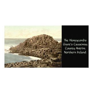 The Honeycombs Giant s Causeway County Antrim Photo Card