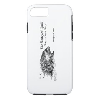 The Honeyed Quill Porcupine iPhone 8/7 Case