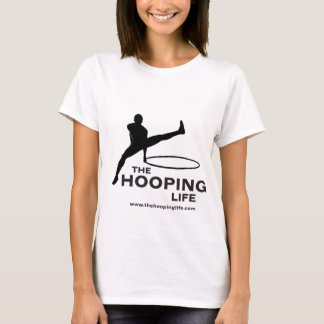 The hooping Life Spaghetti T-Shirt