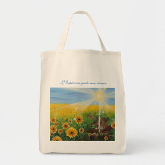 The Hope guides my way - bag