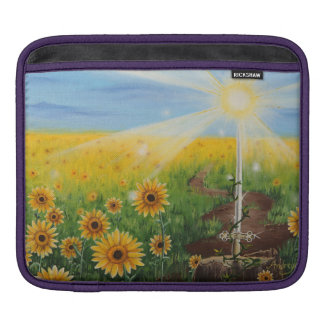 The Hope guides my way iPad Sleeve