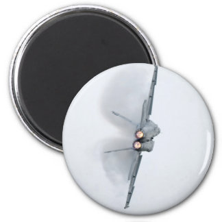 The Hornet 6 Cm Round Magnet