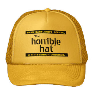 the horrible hat