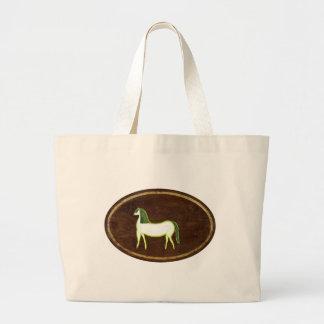 The Horse 2009 Jumbo Tote Bag