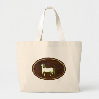 The Horse 2009 Large Tote Bag