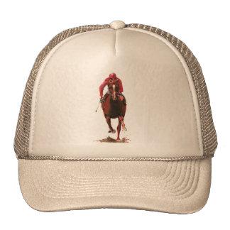 The Horse and Jockey Cap