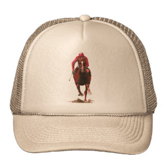 The Horse and Jockey Mesh Hats