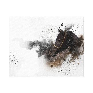 The Horse Canvas Print