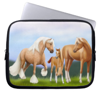 The Horse Family Electronics Bag