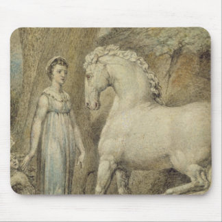 The Horse, from 'William Hayley's Ballads', c.1805 Mousepad