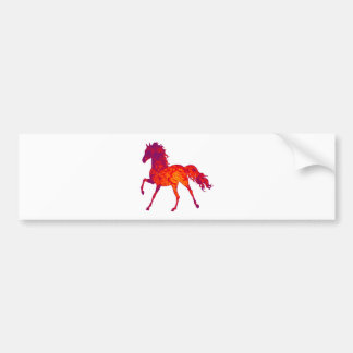 THE HORSE GALACTIC BUMPER STICKERS